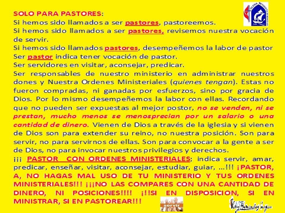 Num. 43, 29 de Junio, 2012 – El Evangelista Mexicano