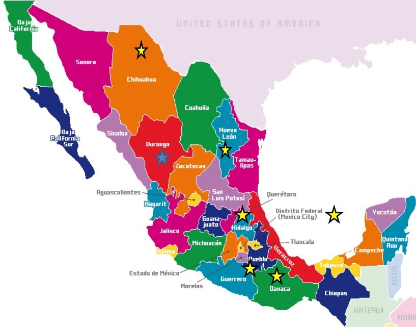 Not Nal Mapametmex El Evangelista Mexicano