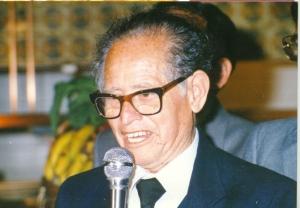 """Macario Gasca. (foto Archivo """"El Mesías"""")"""