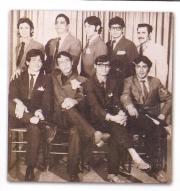 primeros alumnos en 1973