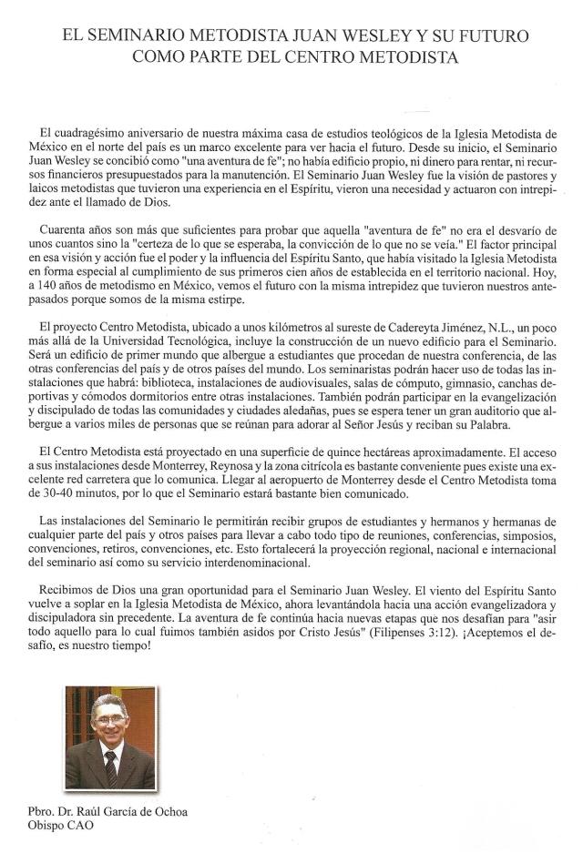 Núm. 75, 29 de Octubre, 2013 – El Evangelista Mexicano