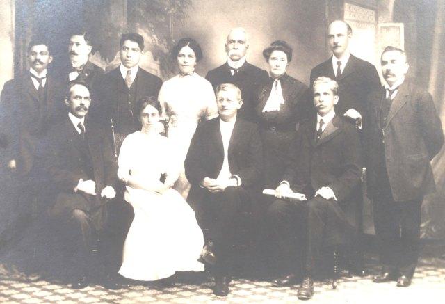 Comisión interdenominacional del Himnario Evangélico en 1938 [001]