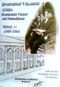 Tomo II, de un libro biográfico publicado por un miembro de su familia