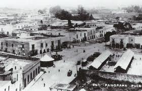 La antigua Puebla
