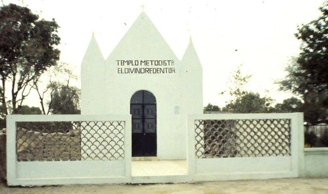 Templo Metodista Actipan de Morelos