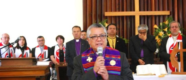 ciemal.ob chile Obispo Pedro Correa