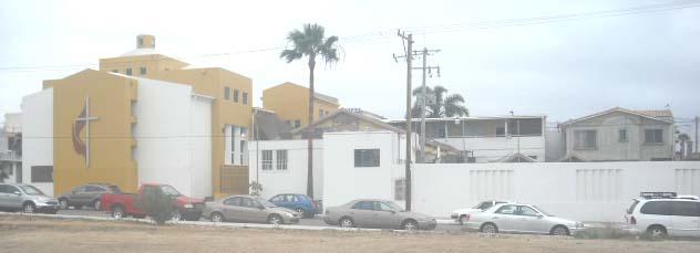 """Templo """"Nuevo Pacto"""", Playas de Tijuana, B.C."""