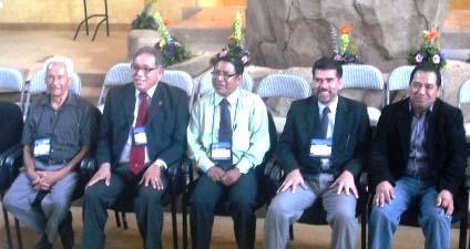 Ex obispos de la IMMAR