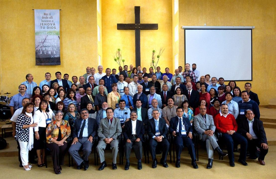 Foto oficial de la XXII Conferencia General 2014, Tijuana, B. C.