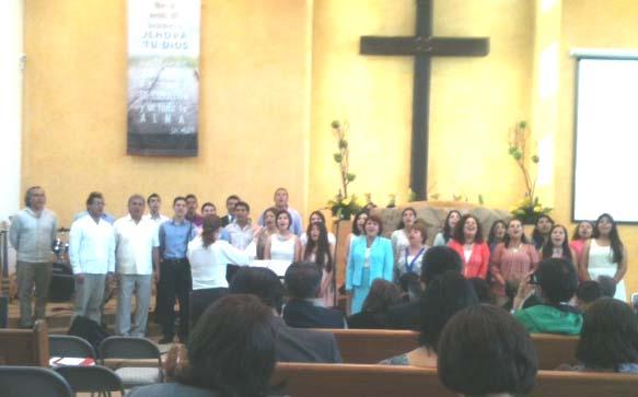Grupo de Alabanza del Templo Nuevo Pacto