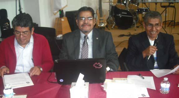 Secretarios de la Conferencia General 2014