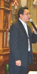 Pbro. I. Andrés Hernández, reelecto