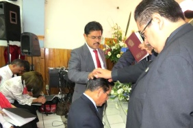 Consagración de obispo