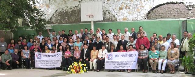 Foto oficial de la CAS