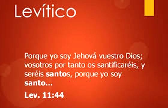 est.bibl.levitico