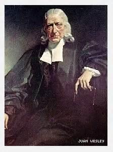 Rev. Juan Wesley