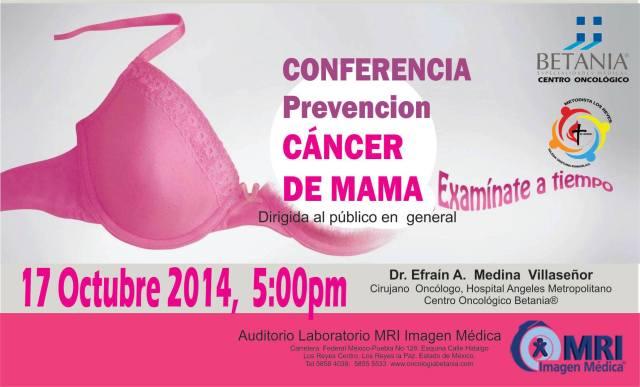 Invitación conferencia cáncer de mama - 3