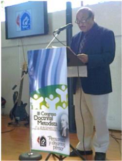 Pbro. Ruben Pedro Rivera