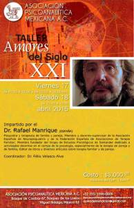 Taller Amores del Siglo XXI - 2