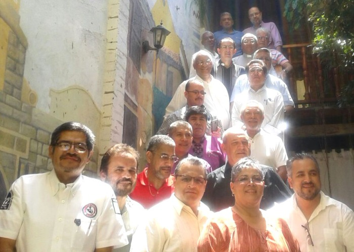 obispos participantes