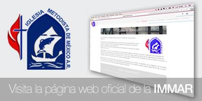 Pagina Oficial de la Iglesia Metodista de Mexico AR