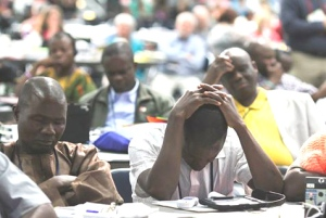 CG más obispos Aafrica