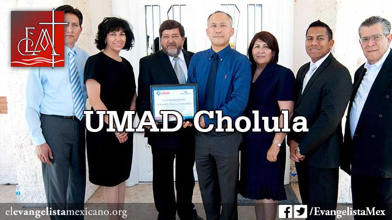 UMAD Cholula