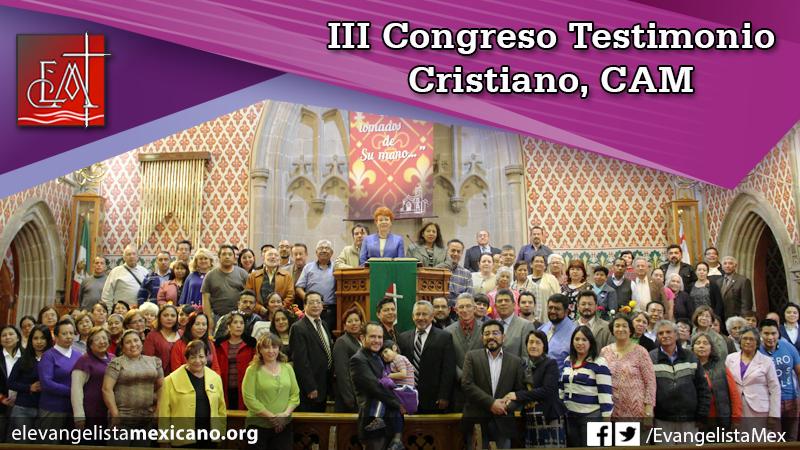 III Congreso testimonio CAM