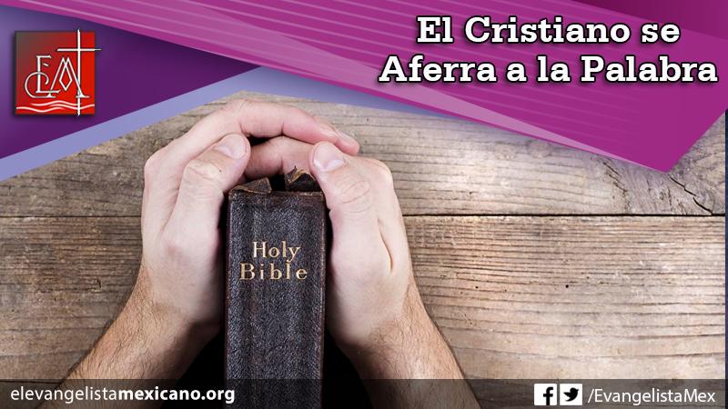cristiano aferra palabra