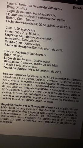 Feminicidio 8