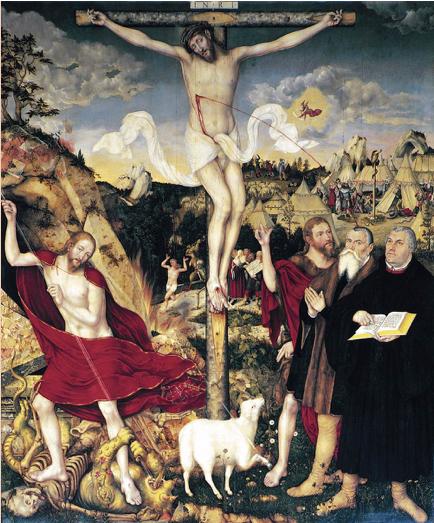 la reforma - la crucifixion