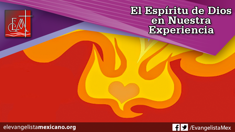 espiritu dios experiencia