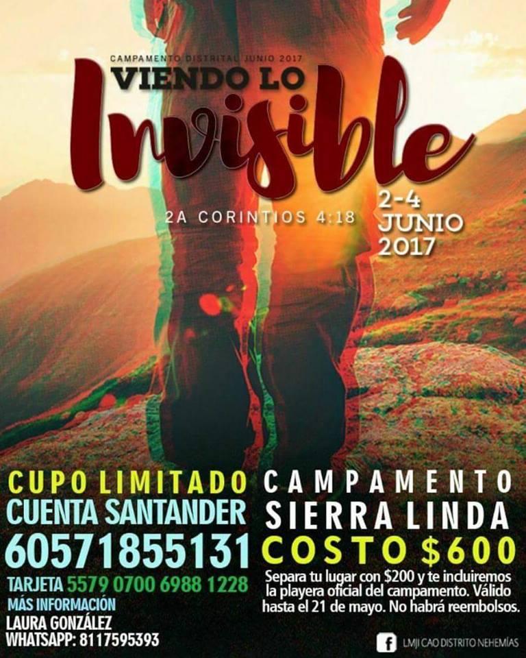Viendo lo Invisible, LMJI