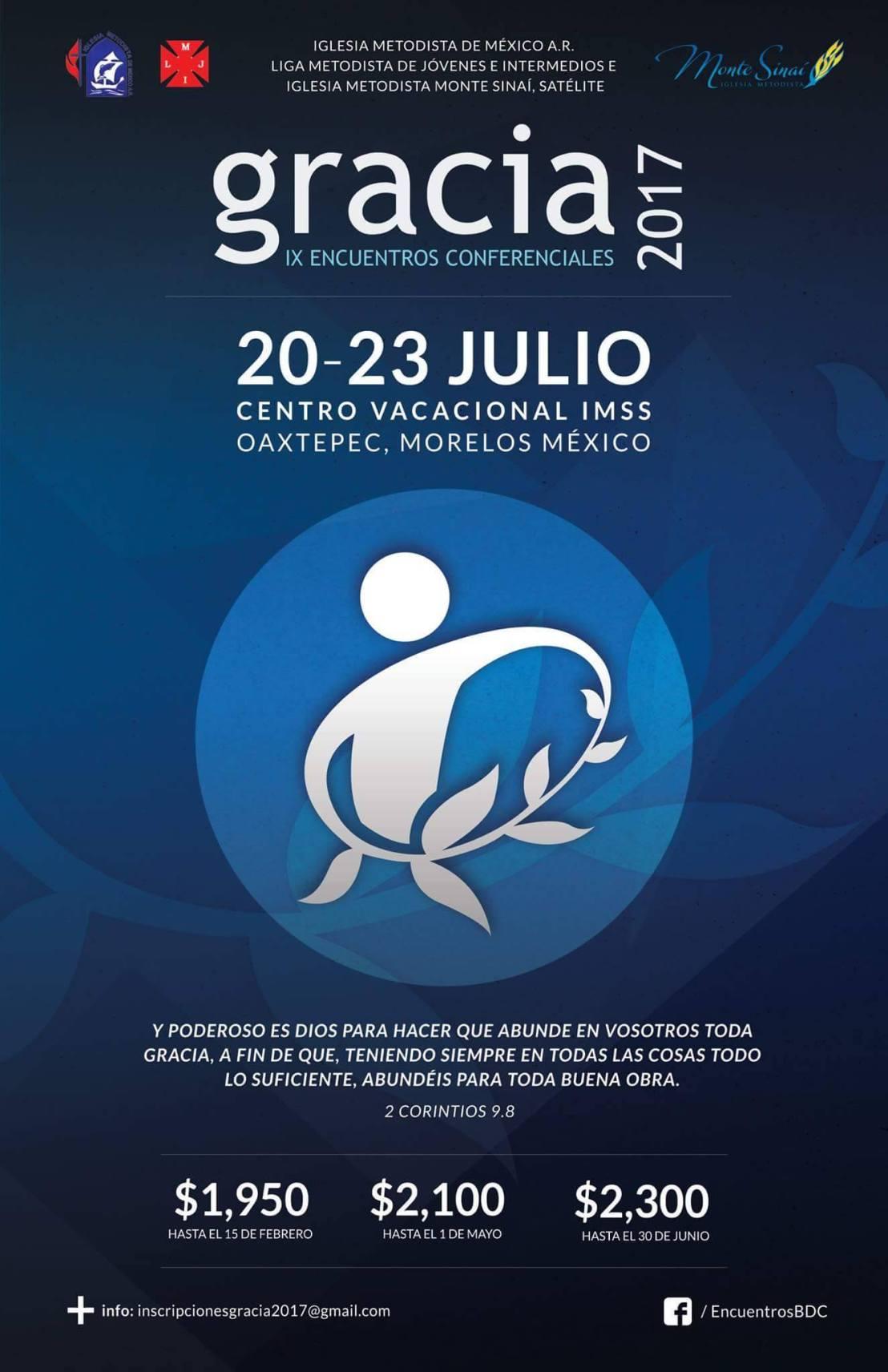 IX Encuentros Conferenciales, CAM