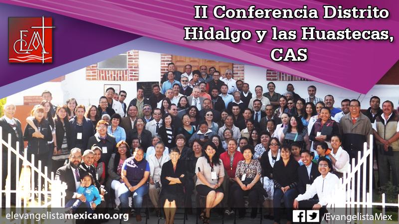 II confe dist hidalgo CAS