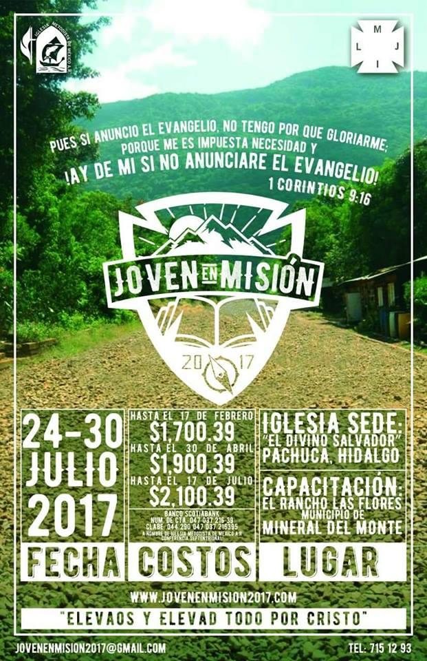 Joven en Misión - Pachuca, Hgo.