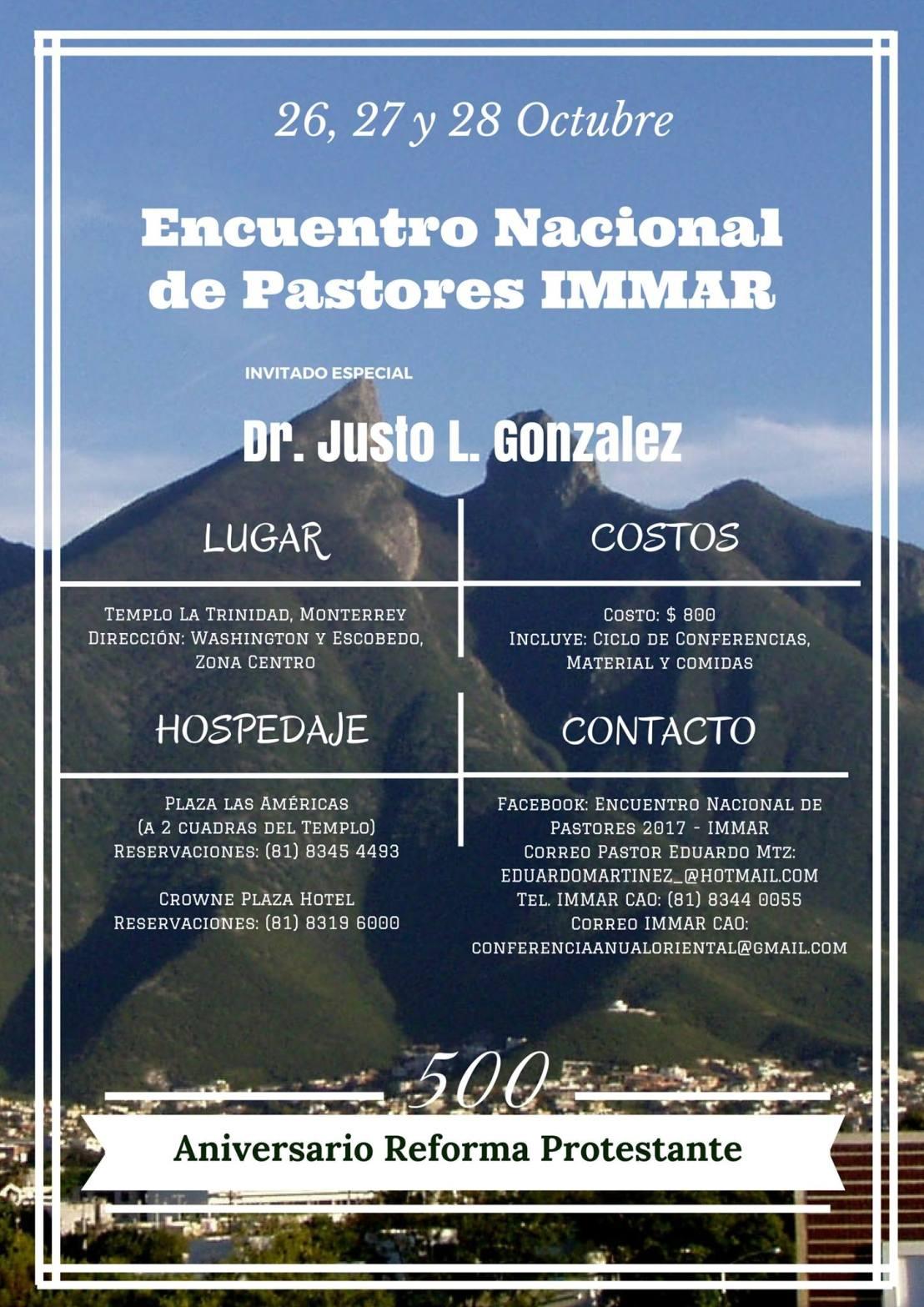 Encuentro Nacional de Pastores 2017