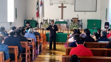 Imágenes de la II Conferencia del Distrito de Hidalgo y las Huatecas, CAS - 1 (2)
