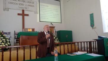 Imágenes de la II Conferencia del Distrito de Hidalgo y las Huatecas, CAS - 2