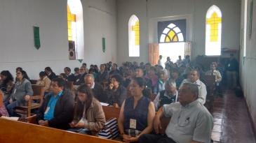 Imágenes de la II Conferencia del Distrito de Hidalgo y las Huatecas, CAS - 3