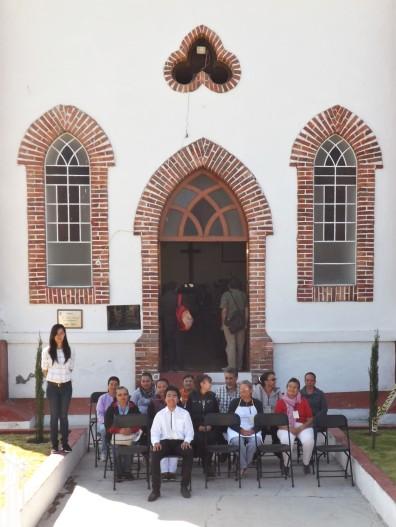 Imágenes de la II Conferencia del Distrito de Hidalgo y las Huatecas, CAS - 5
