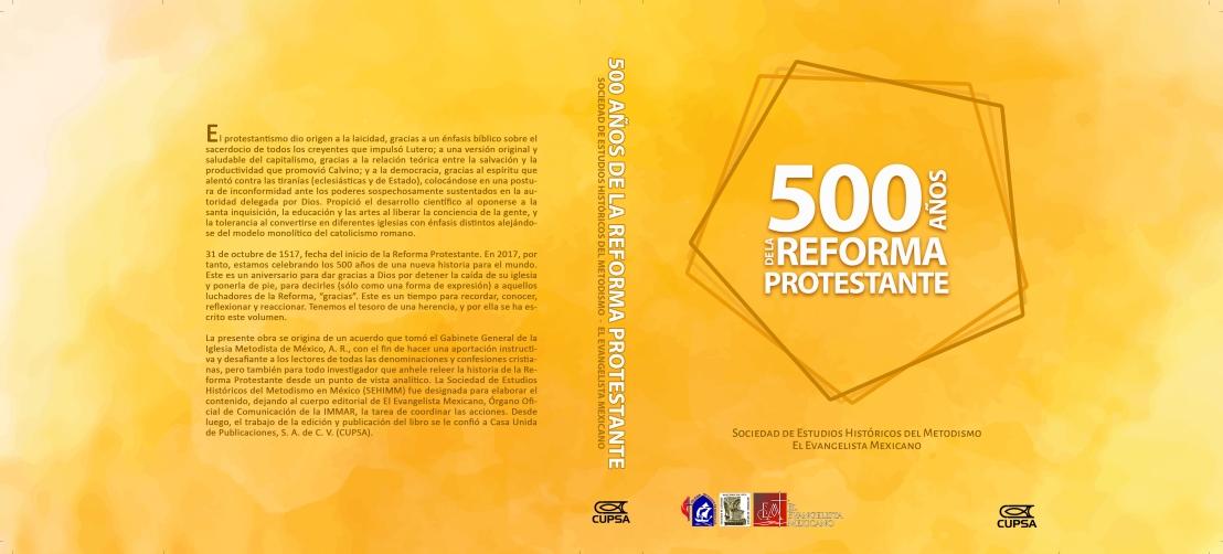 Libro 500 Años de la Reforma Protestante