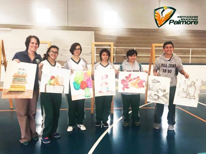 Org. Rector - Colegio Palmore 3