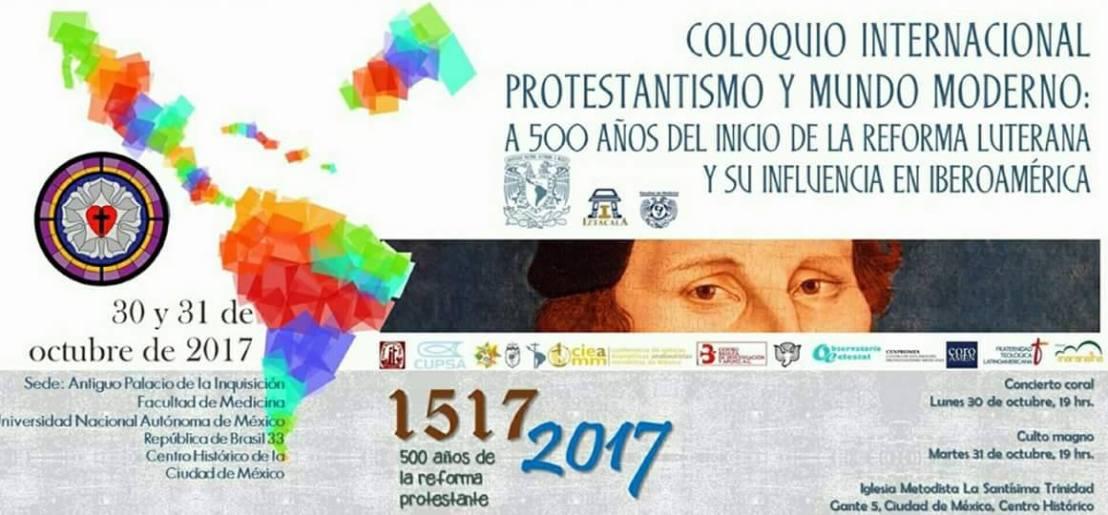 Coloquio Internacional Protestantismo en México