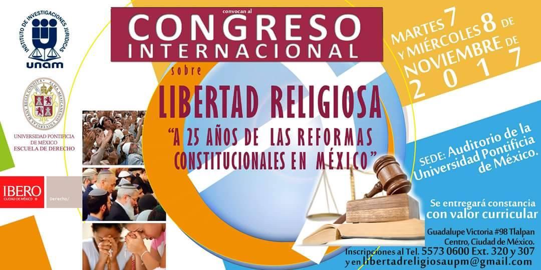 Congreso Internacional sobre Libertad Religiosa