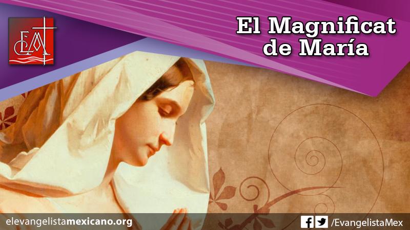 18. El Magnificat de María