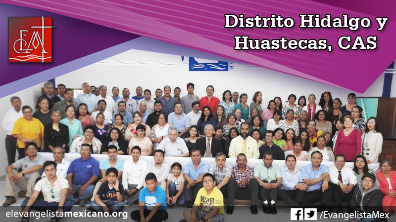 4. Distrito Hidalgo y las Huastecas, CAS