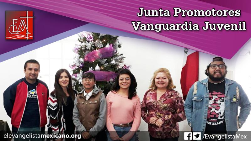 5. Junta Promotores Conf. Vanguardia Juvenil