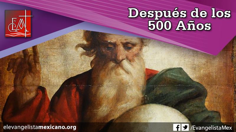 despues de los 500 años