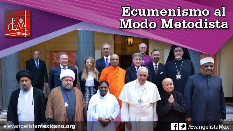 ecumenismo metodista